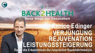 Prof. Dr. Enrico Edinger: Erkenntnisse der Russischen Weltraum-Medizin Akasha Congress B2H 2016