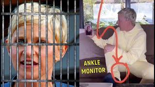 Is Ellen Degeneres ARRESTED!? (Ankle Monitor)