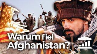 Die URSACHEN für Afghanistans KOLLAPS