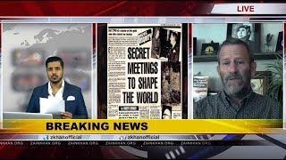 Zain Khan Live: Secret Societies & The Global Elite explained by Dean Henderson