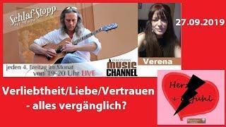 Verliebtheit/Liebe/Vertrauen – alles vergänglich? Wake News Musicchannel