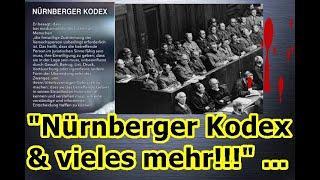 """Nürnberger Kodex & vieles mehr!!!"" ..."