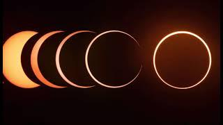 Rare 'Ring Of Fire' Solar Eclipse Is About To Happen; When And Where to See It!