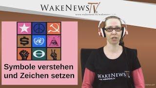 Symbole verstehen und Zeichen setzen – Talk von und mit Menschen mit Maria Wake News Radio/TV