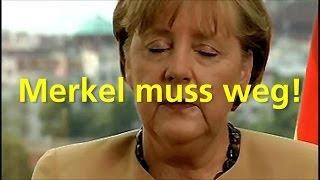 Angela Merkel: Zahl der Straftaten bei jugendlichen Migranten besonders hoch!