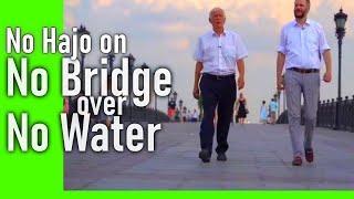 War Hans-Joachim Müller wirklich in Moskau ? No Hajo on No Bridge over No Water DWD Mungo
