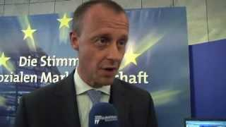 von Friedrich Merz - Statement zum Wirtschaftstag der CDU e.V. 2011