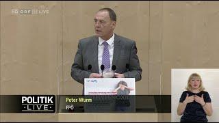 Peter Wurm - Ethylenoxid in Corona-Teststäbchen und Mund-Nasenschutz-Masken - 21.4.2021