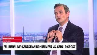 """Der """"Krieg"""" gegen Ungeimpfte - Gerald Grosz in Fellner Live auf oe24.tv"""