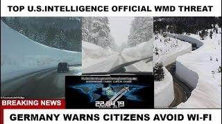 500 INCHES OF SNOW HEADLINES  #WEATHER WARFARE LIVE!! #ANALYSIS