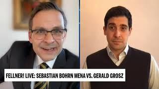 Der ewige Lockdown bis Ostern, die Demos gegen die Regierung - Gerald Grsoz im Duell Fellner Live