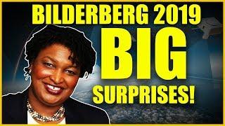 Bilderberg 2019 BIG SURPRISES! Stacey Abrams And Space Force