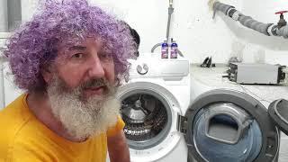 Robert Franz:Das Ergebnis waschen ohne Waschpulver