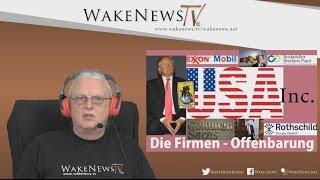 USA Inc. – Die Firmen-Offenbarung – Wake News Radio/TV 20161213