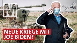 Rückkehr der US-Falken: Das Netzwerk von Joe Biden - MONITOR