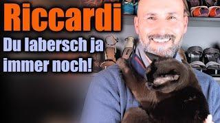 Thomas Riccardi über Thomas Riccardi und so.....Lebenshilfe