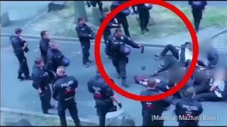 Polizeigewalt in Kassel vom 20.07.2019