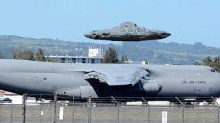 UFO Sichtungen - teilweise geheime Aufnahmen !