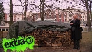 Realer Irrsinn: Baugenehmigung für Holzstapel | extra 3 | NDR