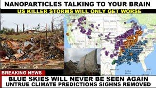 WHAT YOUR NOT BEING TOLD WEATHER OUTBREAK   #WEATHER WARFARE LIVE !!