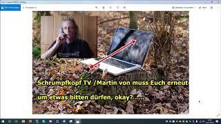 Trailer: Schrumpfkopf TV / Martin von muss Euch erneut um was bitten dürfen, okay? ....