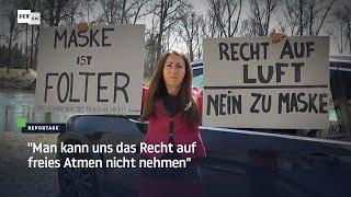 Maskengegenerin bekommt 5 Tage Haft nach Protestaktionen in Bayern