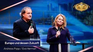 Eva Herman und Andreas Popp = Europa und dessen Zukunft