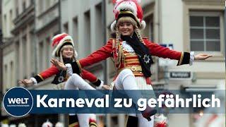 Jens Spahn - Coronakarneval sollte es besser nicht geben