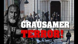 TERROR in NIZZA - Terrorist köpft Frau in KIRCHE!