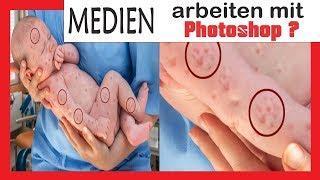 Mainstream Medien betreiben IMPFPROPAGANDA mit PHOTOSHOP Bilder!