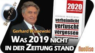 Verheimlicht, vertuscht, vergessen 2019 - Gerhard Wisnewski im Gespräch mit Robert Stein