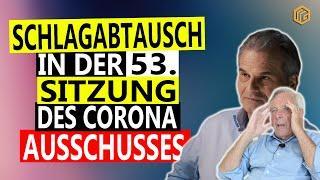 ???? Corona Ausschuss Sitzung 53   Füllmich vs Von Bülow Schlagabtausch