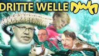 DRITTE WELLE Lockdown Deepstate Kreaturen Quacksalber und Reptiloiden
