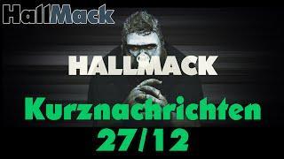 HallMack Kurznachrichten 27/12