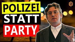 unfassbar - Ausnahmezustand - Silvester 2021 in München - Polizei statt Party  - Gerhard Wisnewski -