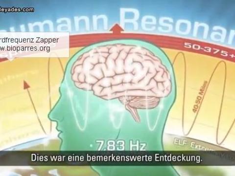 Zapper Erdfrequenz 7,83 Hz - mit Erde verbinden - www.Bioparres.org