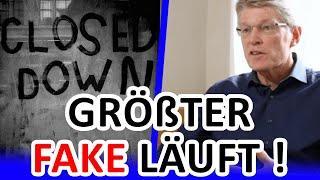 ERNST WOLFF: Das was HIER läuft ist der GRÖßTE FAKE in der GESCHICHTE, Jetzt MÜSSEN Sie AZFWACHEN