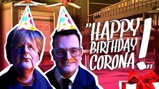 Happy Birthday Corona! | Ein Jahr Pandemie | Strippenzieher