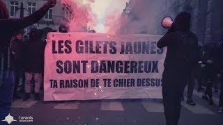 #GRÈVEGÉNÉRALE #GILETSJAUNES •MANIFESTATION À PARIS 5/02/2019 - Generalstreik in Frankreich