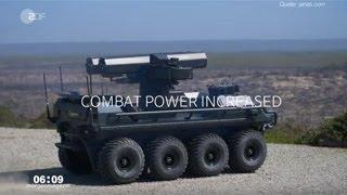 5G-Vollautomatisierte Killer Roboter Polizei Soldaten Ihr seid bald Nutzlos für NWO