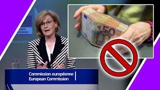 Large CASH Transactions TO BE BANNED EU / Hugo Talks #lockdown
