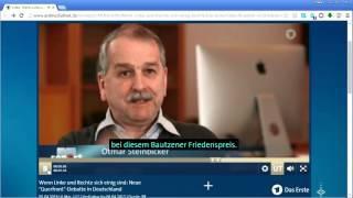Wake News im ARD-Propagandasender: Neueste ARD-Märchen über Linke, Rechte, Mahnwachen und die Friede