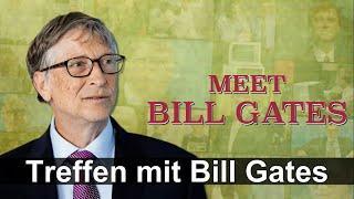 Treffen mit Bill Gates (Deutsch) - Gates Doku 4/4