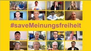 70 freie Journalisten tun sich zusammen für die Meinungsfreiheit