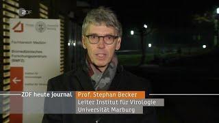 Notfallzulassung & Nebenwirkungen Prof. Becker, Virologe Uni Marburg 20.11.2020