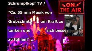 """Trailer: Schrumpfkopf TV / """"Vielleicht Musik gegen Depressionen und zur Kräftewiederherstellung!"""""""