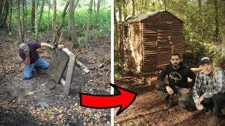 Saving Our Off Grid Cabin in the Woods (TOTAL RE-BUILD)