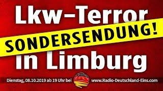 ★ Sondersendung: Lkw-Terroranschlag in Limburg ★ Radio Deutschland Eins ★