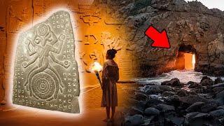 Unglaubliche Entdeckungen von Höhlen und Artefakten stellen die Geschichte auf den Kopf