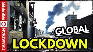 WARNING: Military is Preparing/ Total Global Shutdown